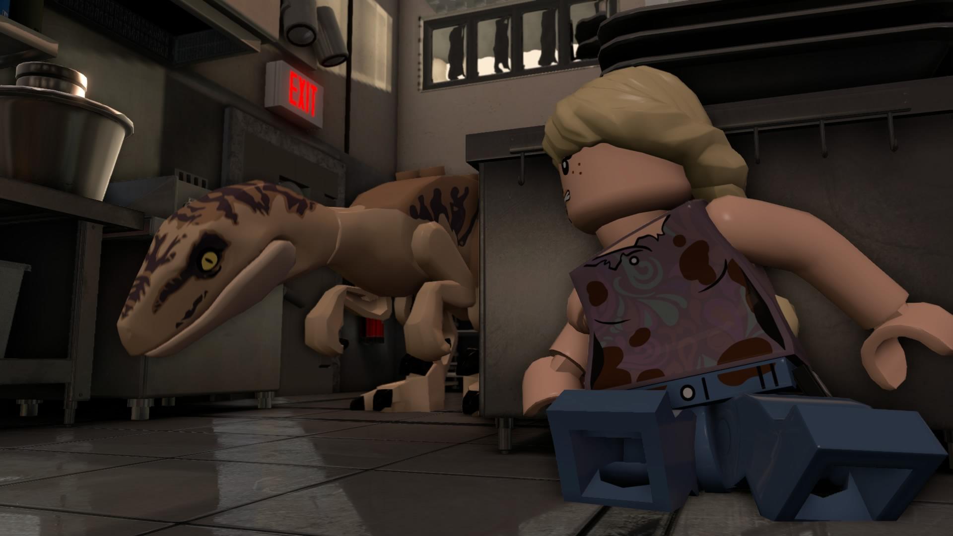 Dinosauři v kostičkové podobě jsou tu 110025
