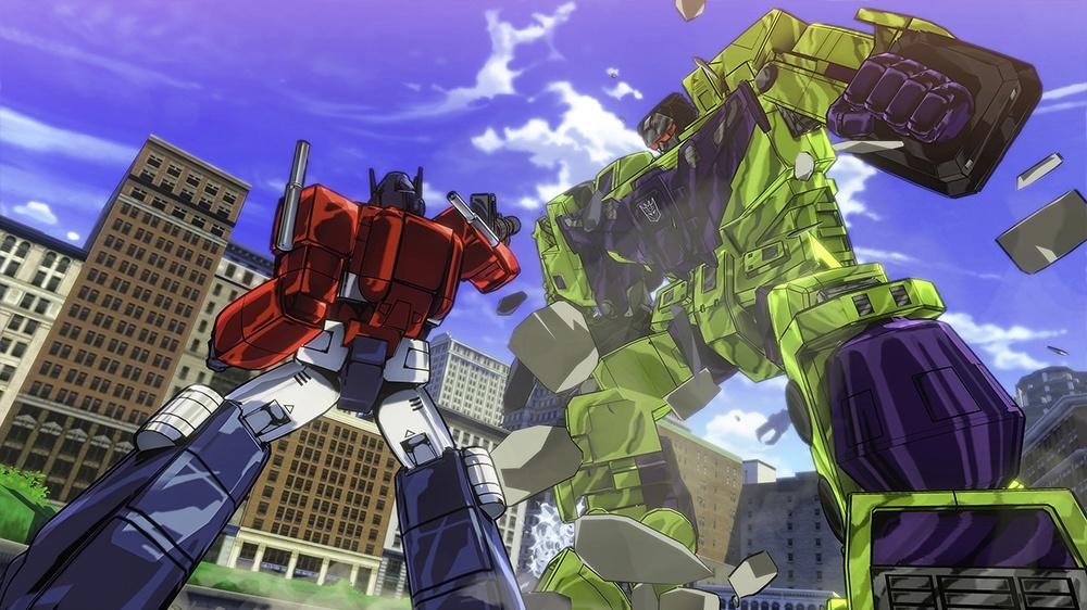 Nová hra Transformers bude sledovaná, pracují na ní tvůrci Bayonetty 110047
