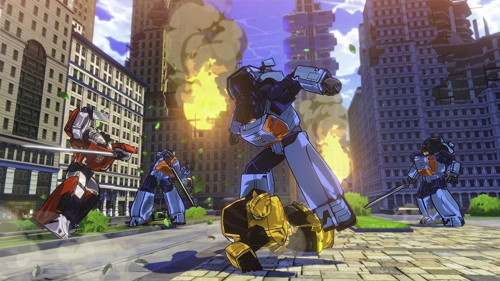 Nová hra Transformers bude sledovaná, pracují na ní tvůrci Bayonetty 110050