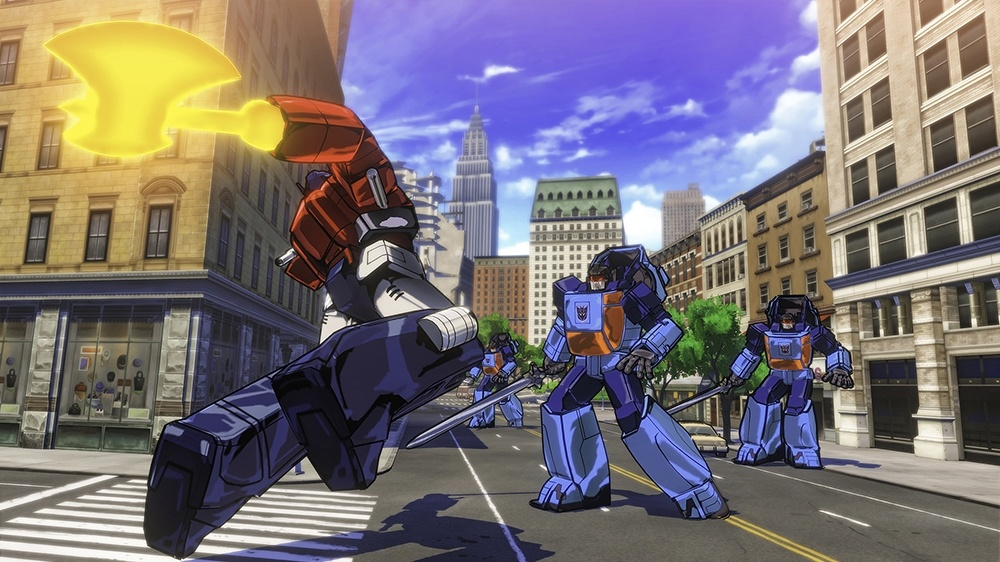 Nová hra Transformers bude sledovaná, pracují na ní tvůrci Bayonetty 110055