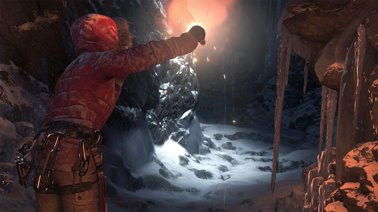 E3 obrázky z Rise of the Tomb Raider 110058