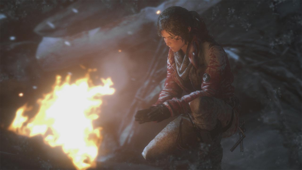 E3 obrázky z Rise of the Tomb Raider 110059