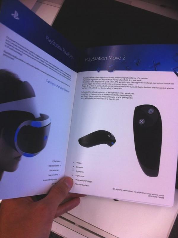 Sony na E3 představí ovladač PlayStation Move 2 110068