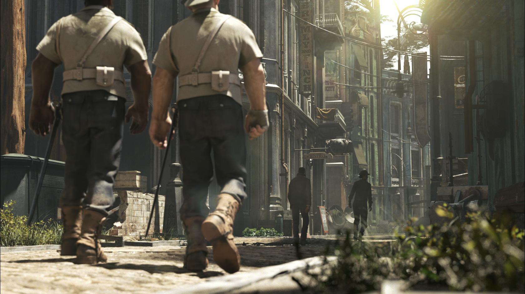 V Dishonored 2 budeme hrát za Corva a Emily 110086