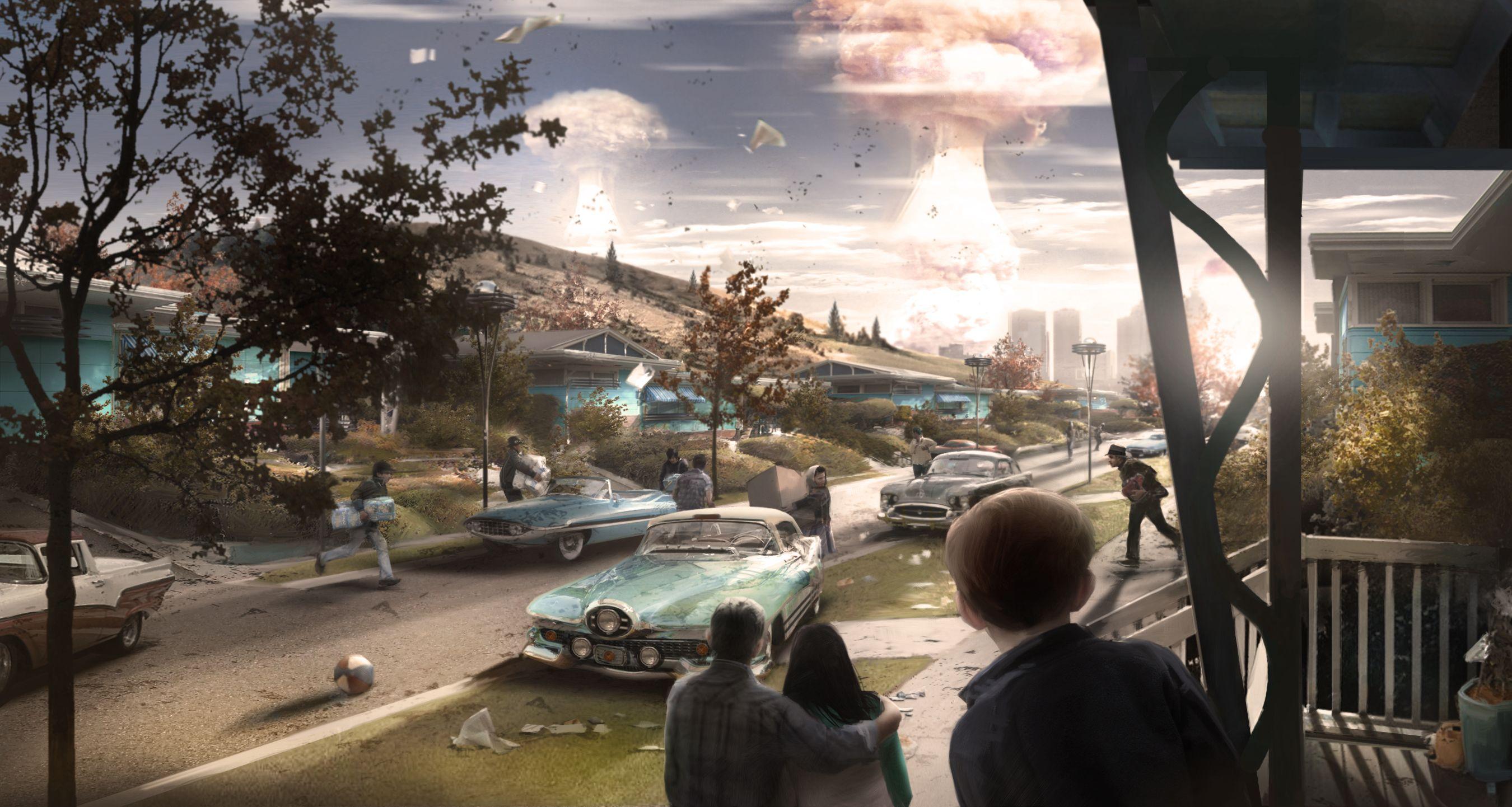 Fallout 4 vyjde už v listopadu. Hra se předvedla na E3 110090