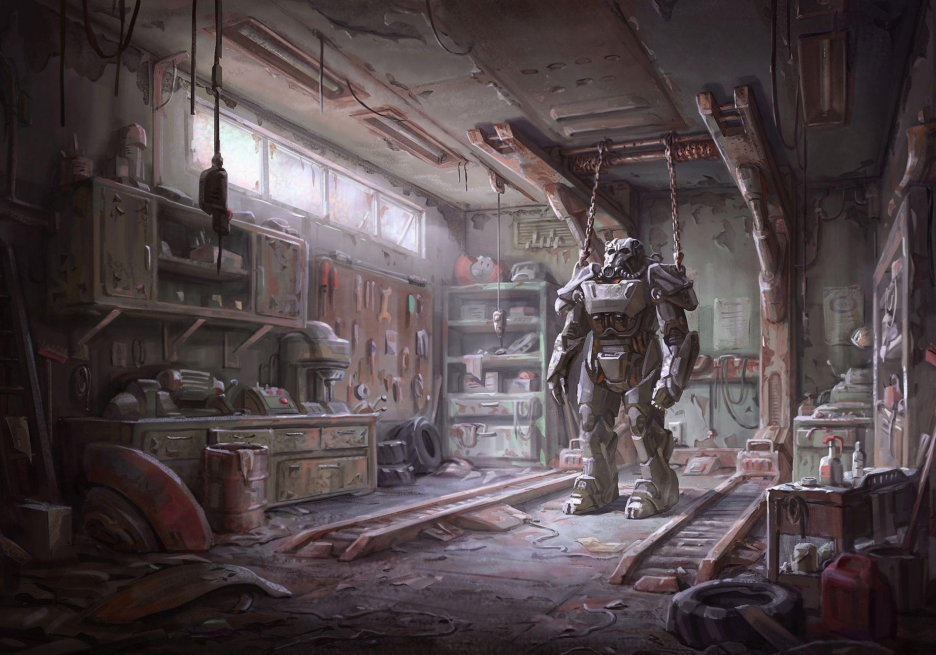 Fallout 4 vyjde už v listopadu. Hra se předvedla na E3 110091