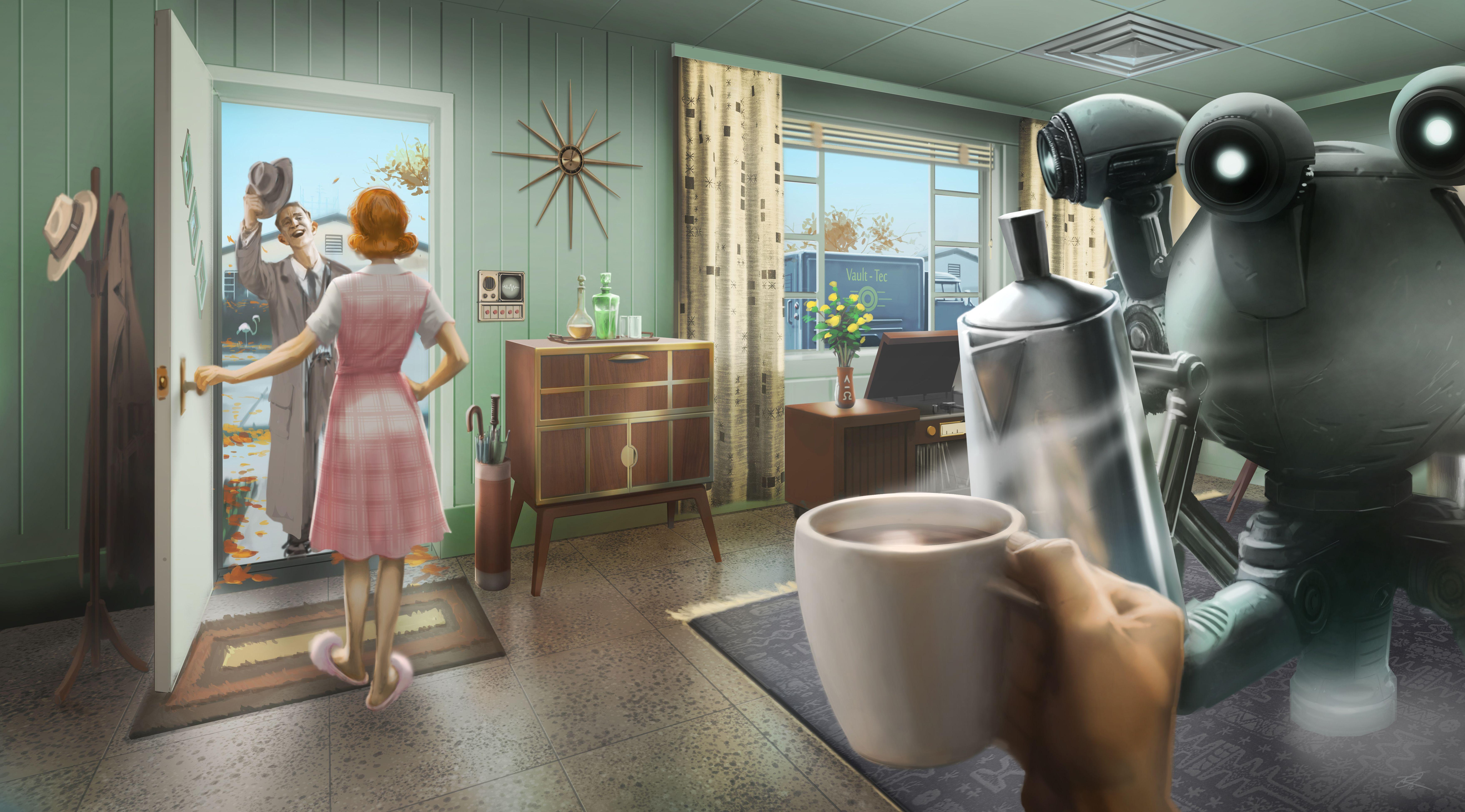 Fallout 4 vyjde už v listopadu. Hra se předvedla na E3 110094