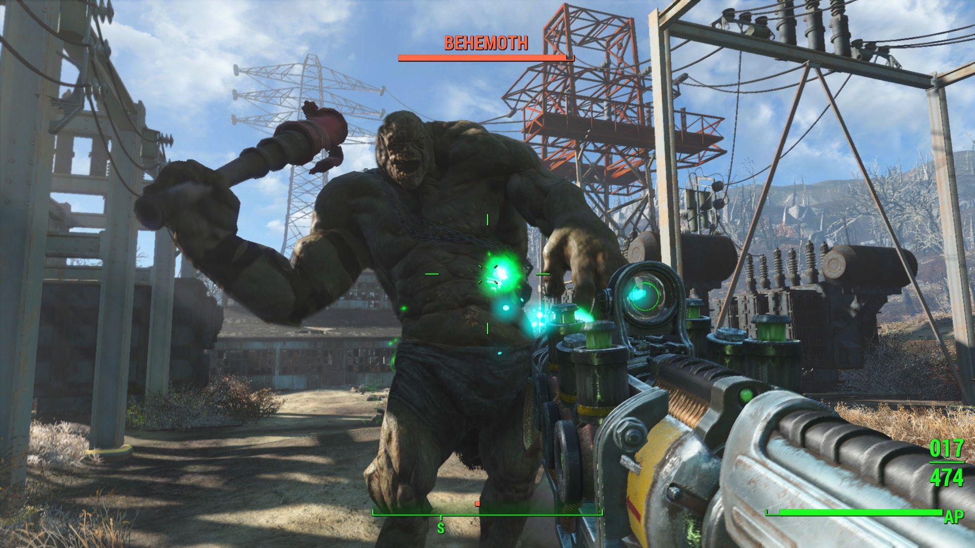 Fallout 4 vyjde už v listopadu. Hra se předvedla na E3 110096