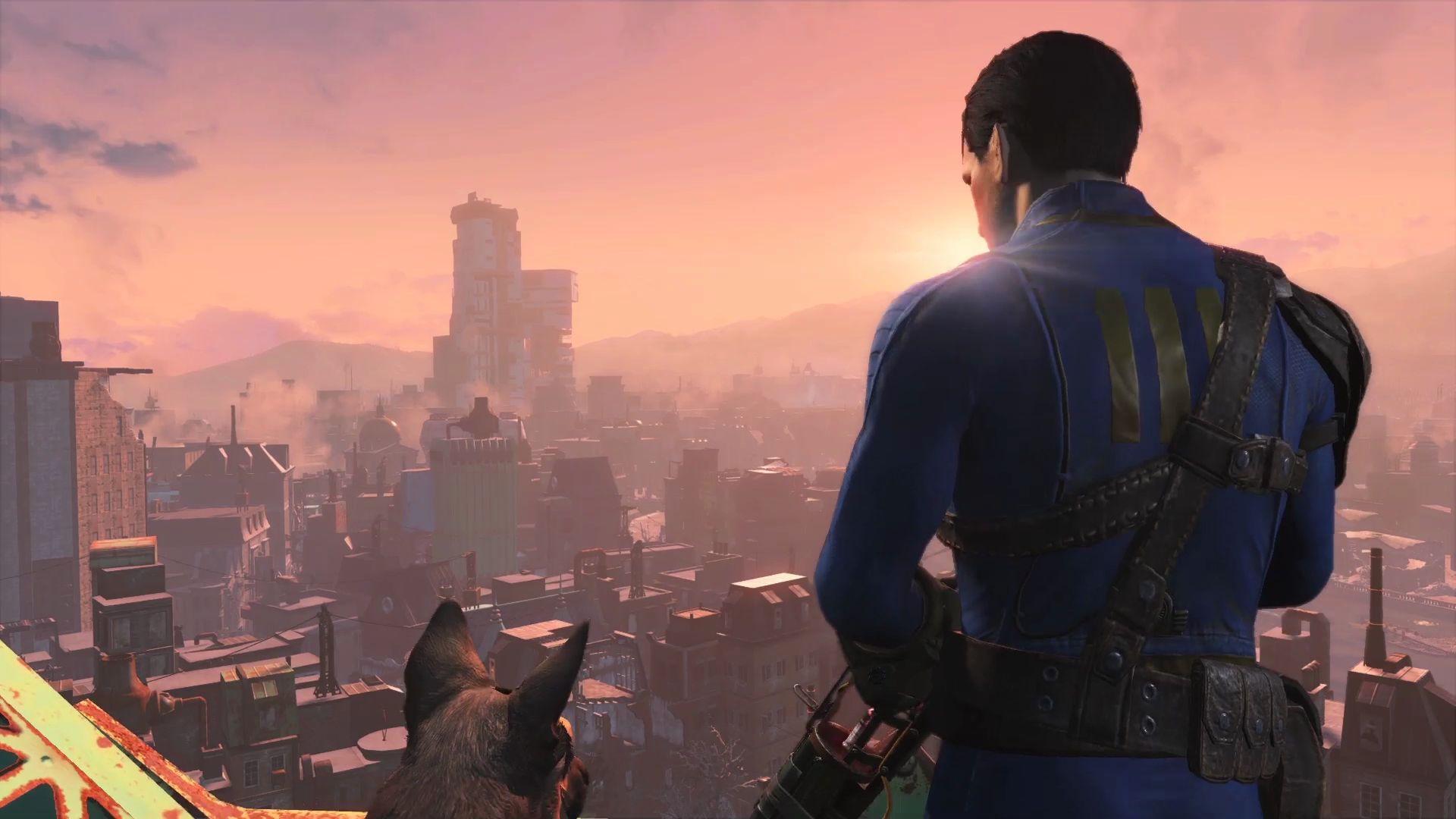 Fallout 4 vyjde už v listopadu. Hra se předvedla na E3 110097