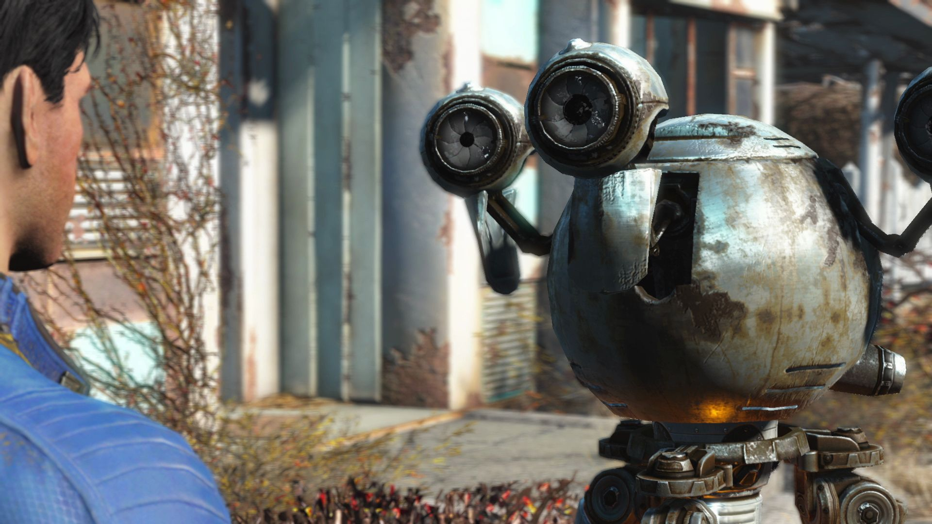 Fallout 4 vyjde už v listopadu. Hra se předvedla na E3 110098