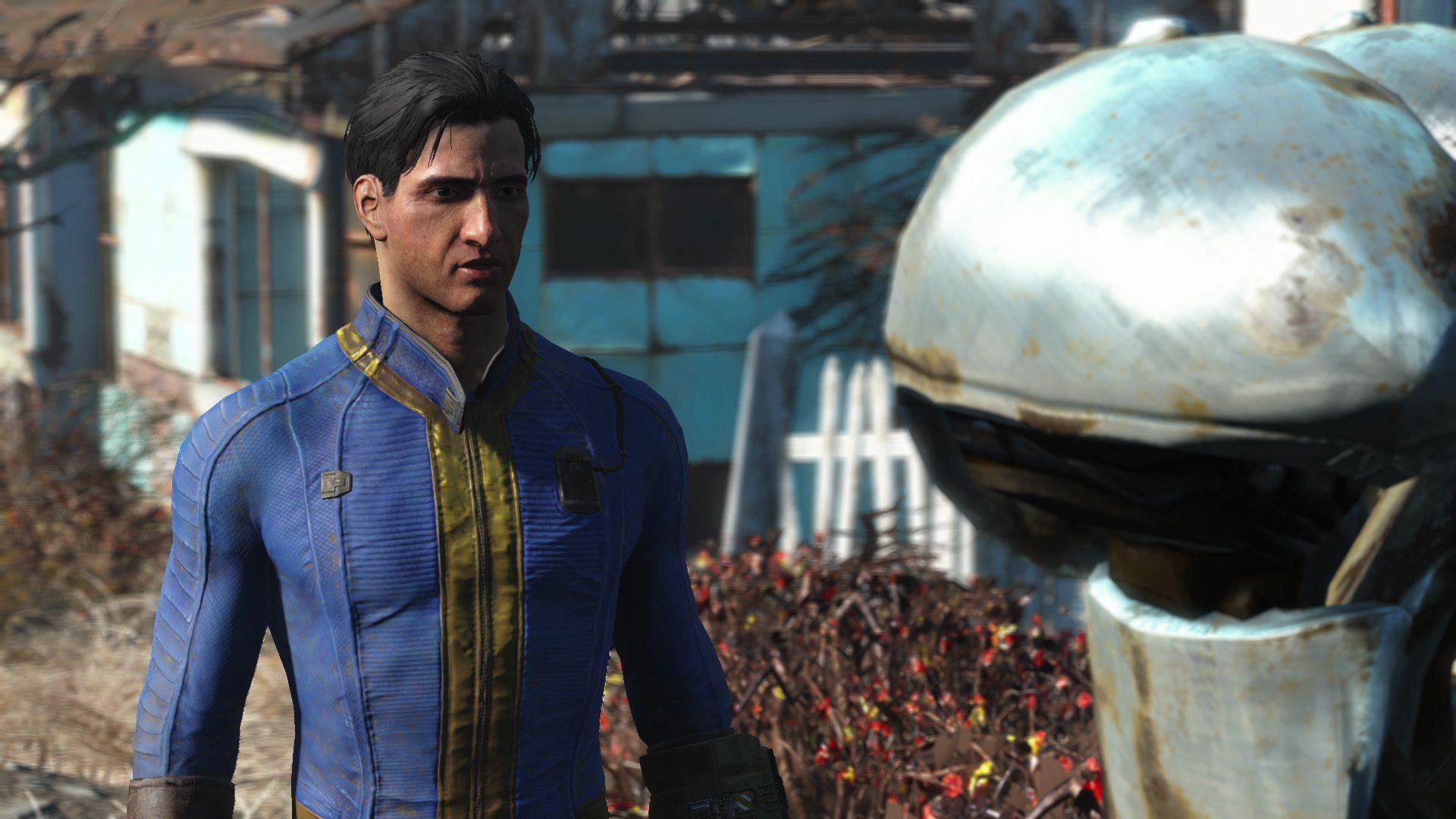 Fallout 4 vyjde už v listopadu. Hra se předvedla na E3 110099