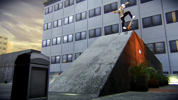 Po grafické stránce Tony Hawk's Pro Skater 5 nezaujme 110135