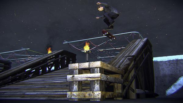 Po grafické stránce Tony Hawk's Pro Skater 5 nezaujme 110138