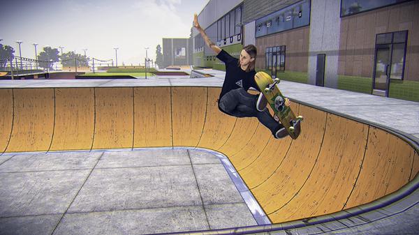 Po grafické stránce Tony Hawk's Pro Skater 5 nezaujme 110139