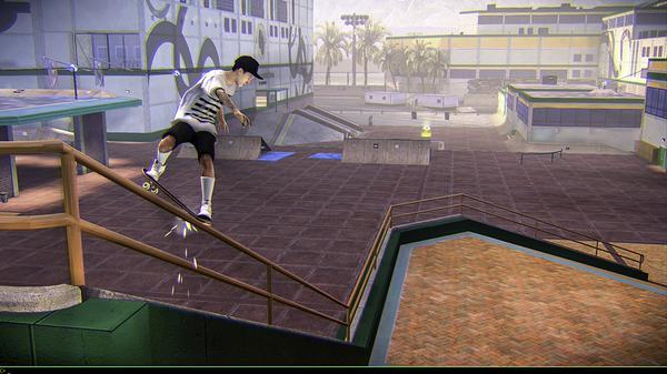 Po grafické stránce Tony Hawk's Pro Skater 5 nezaujme 110141