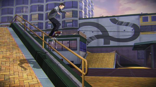 Po grafické stránce Tony Hawk's Pro Skater 5 nezaujme 110142