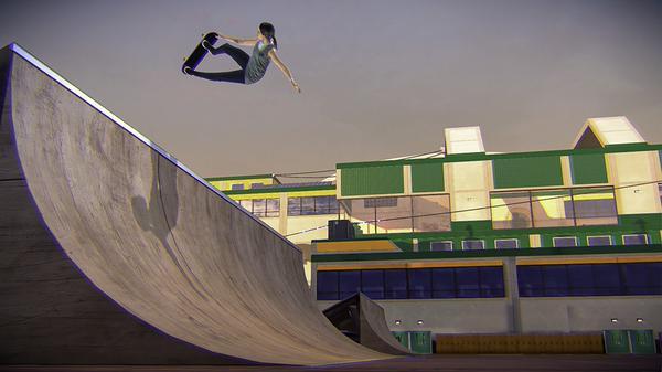 Po grafické stránce Tony Hawk's Pro Skater 5 nezaujme 110143