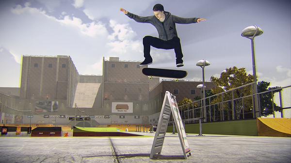 U hry Tony Hawk's Pro Skater 5 se změnila grafika 110144