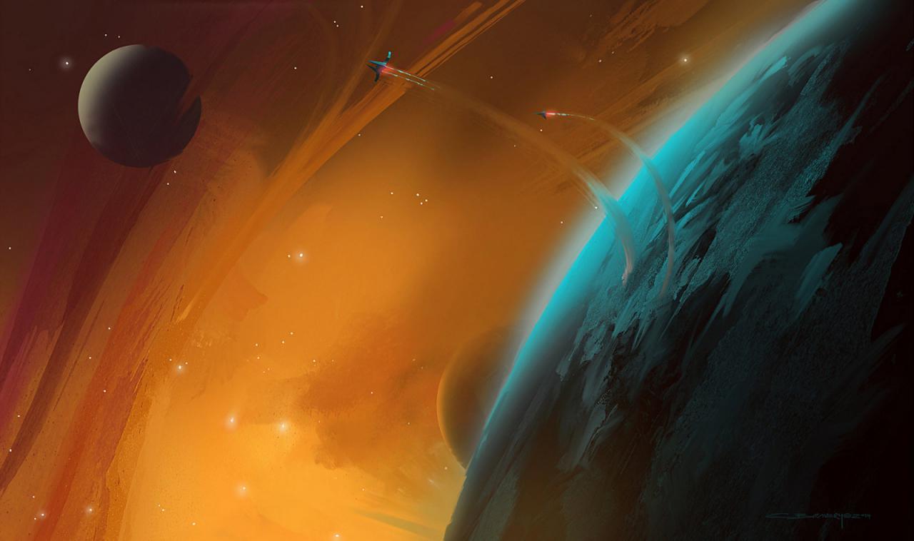 Krásné E3 obrázky z No Man's Sky 110153