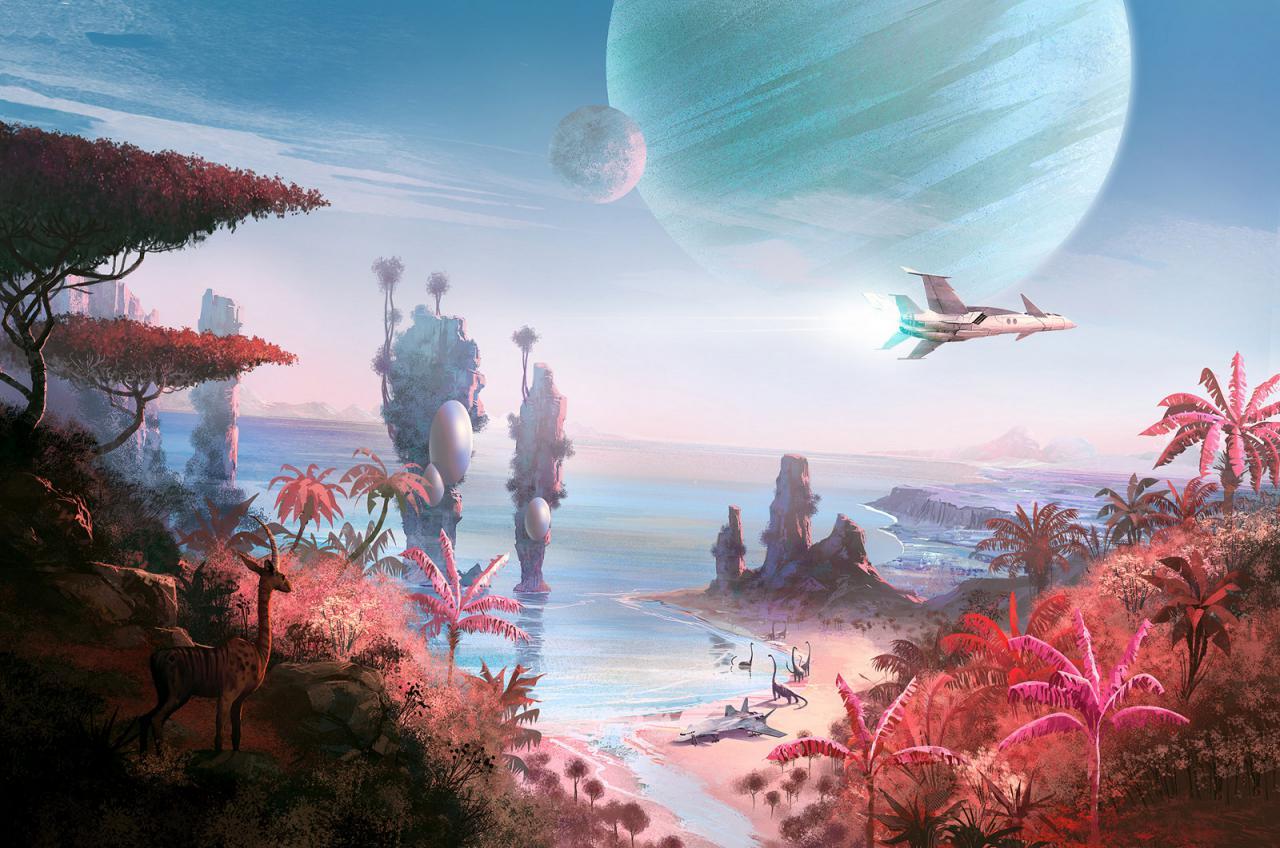 Krásné E3 obrázky z No Man's Sky 110154