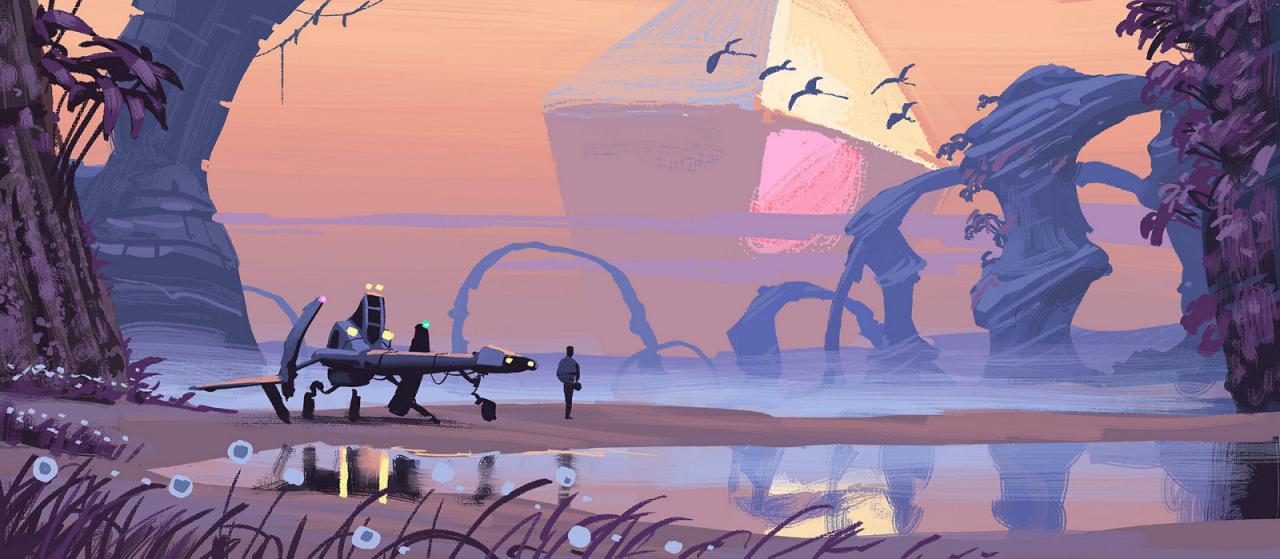 Krásné E3 obrázky z No Man's Sky 110155