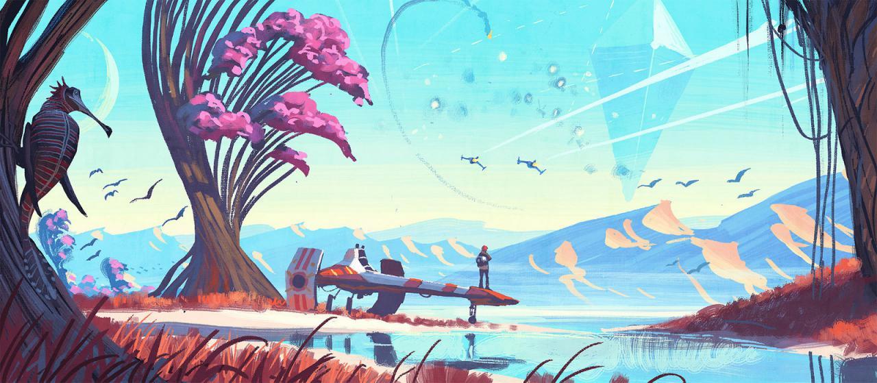 Krásné E3 obrázky z No Man's Sky 110156