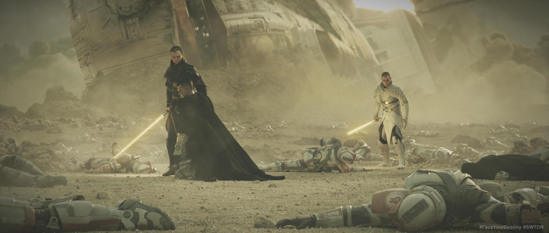 """Došlo k """"úniku"""" informací o nové expanzi Star Wars: The Old Republic 110164"""