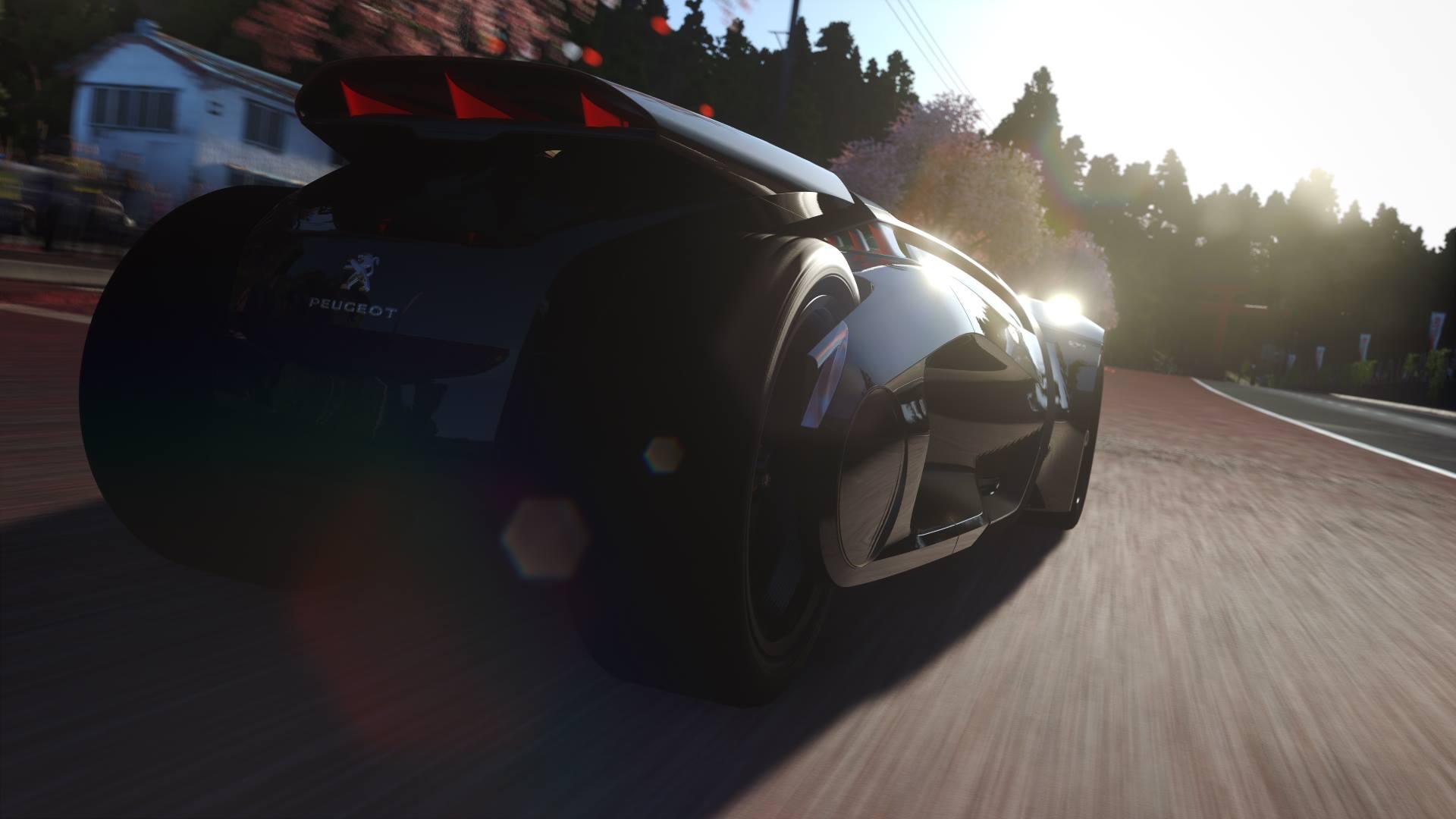Nissan MY15 GT-R a Peugeot EX1 Concept míří do DriveClub 110170