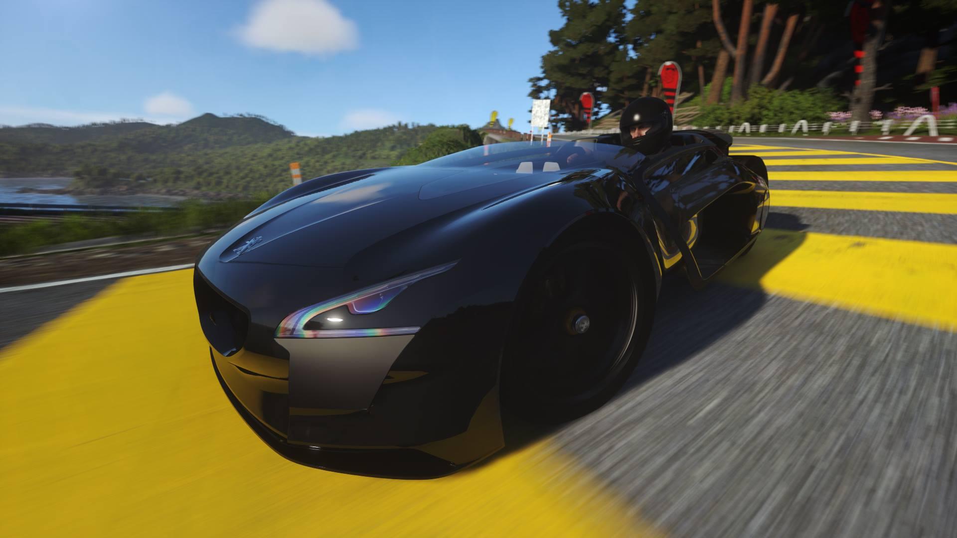 Nissan MY15 GT-R a Peugeot EX1 Concept míří do DriveClub 110172