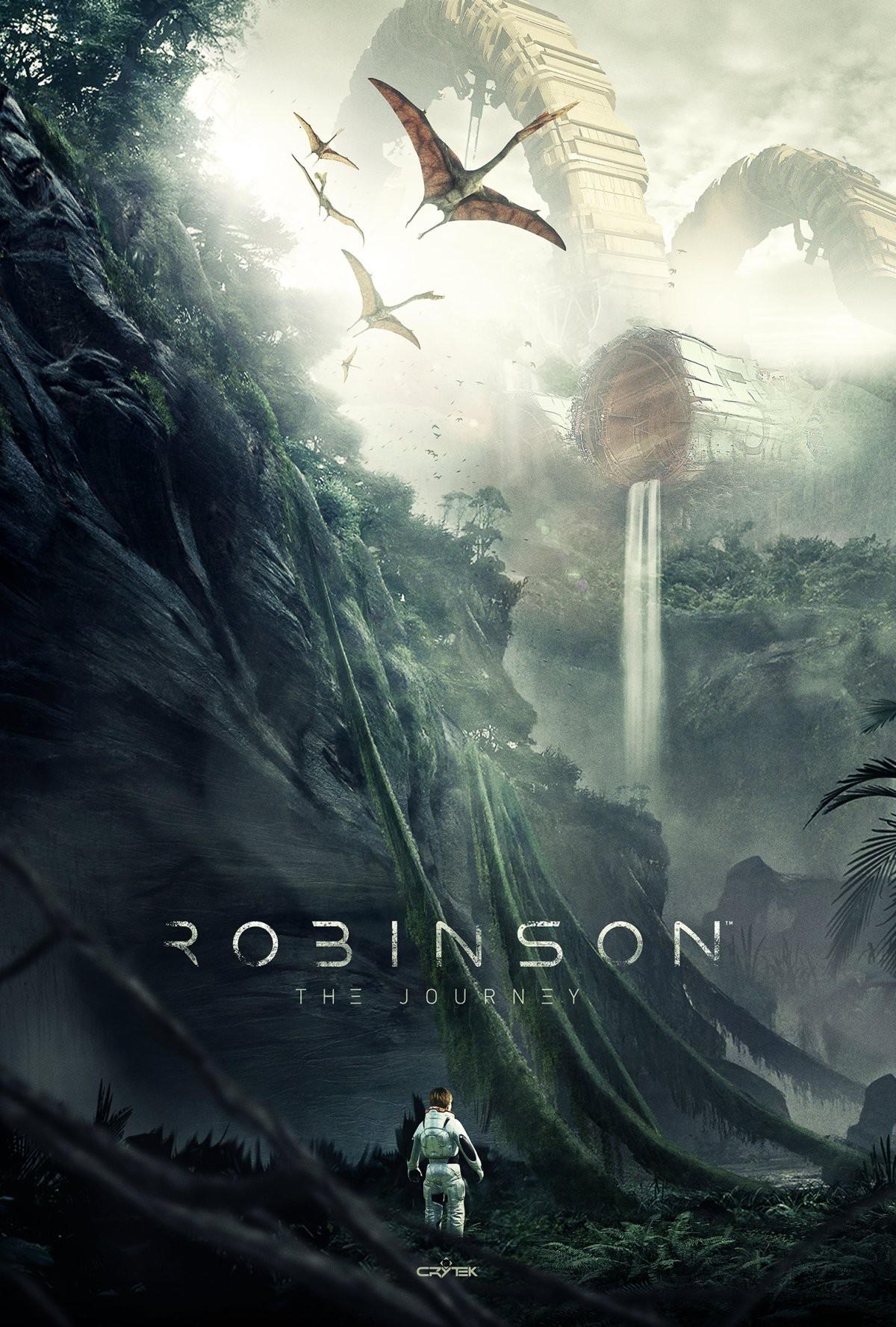 Crytek odhalil hru Robinson: The Journey pro VR 110174