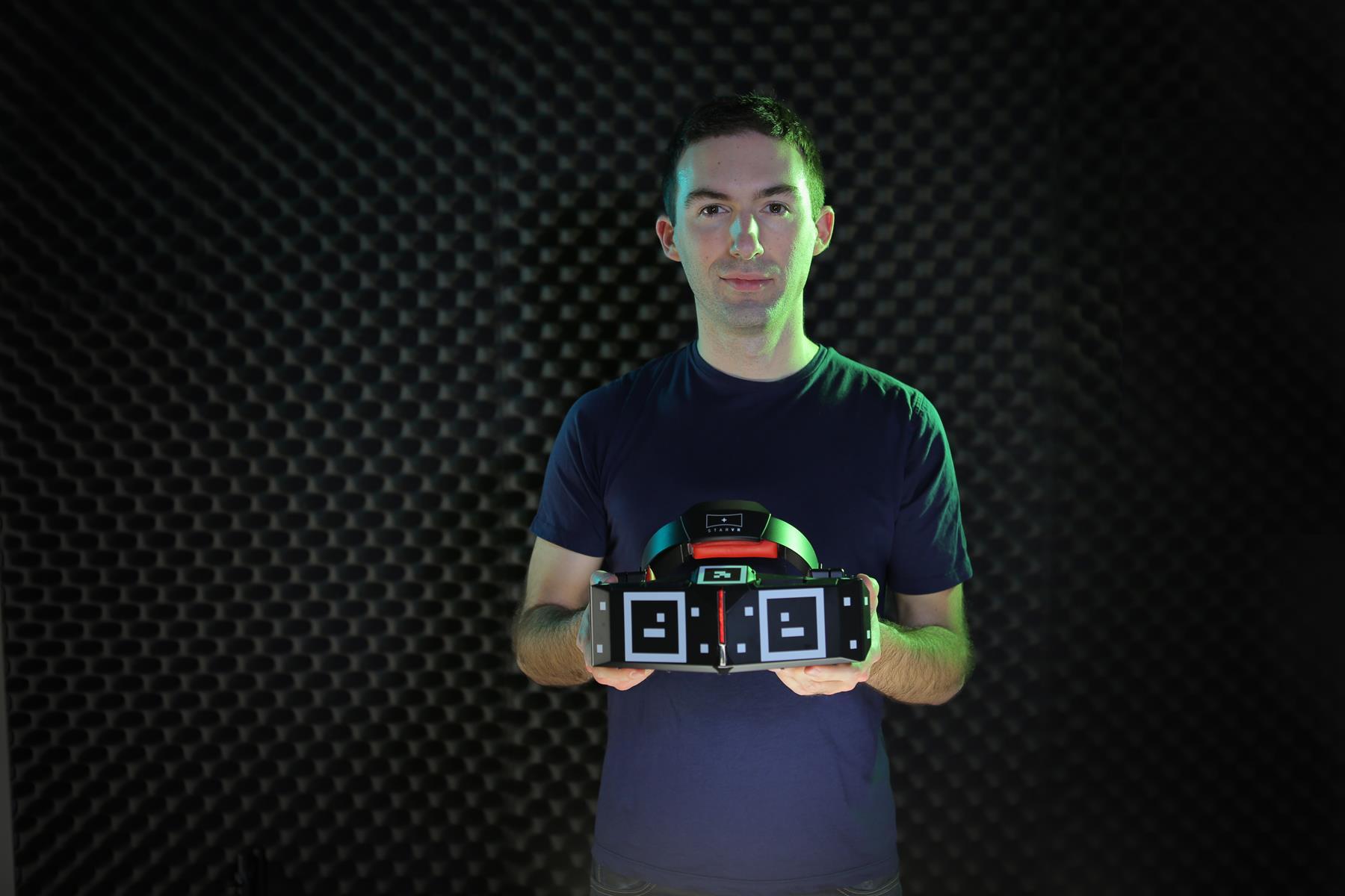 Nový headset pro virtuální realitu pochází od Starbreeze 110176