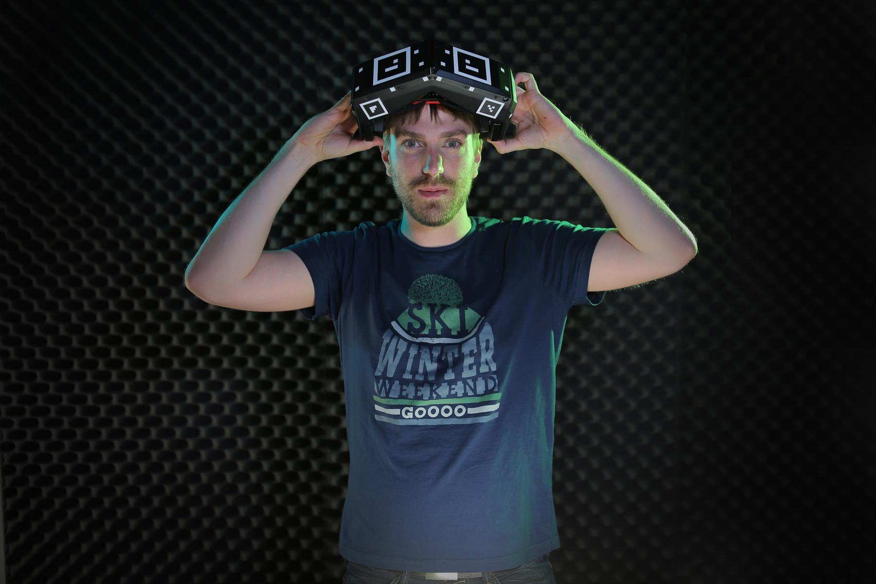 Nový headset pro virtuální realitu pochází od Starbreeze 110177