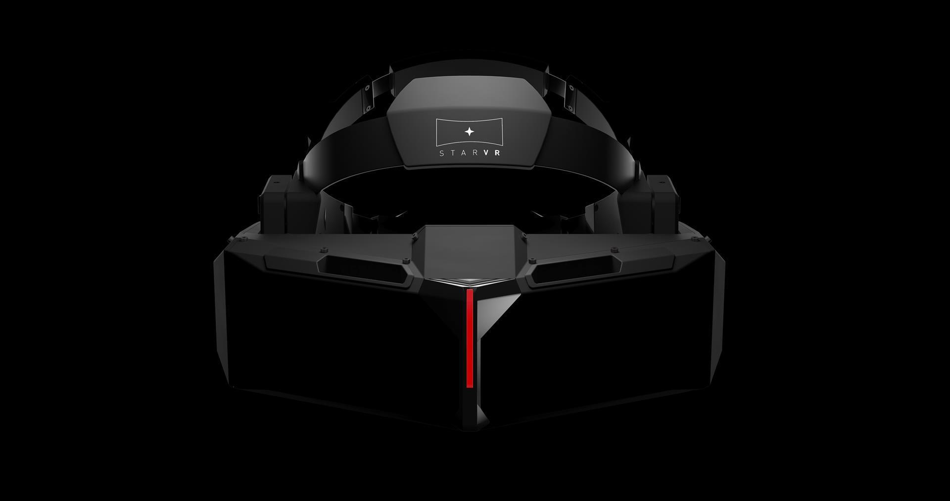 Nový headset pro virtuální realitu pochází od Starbreeze 110179
