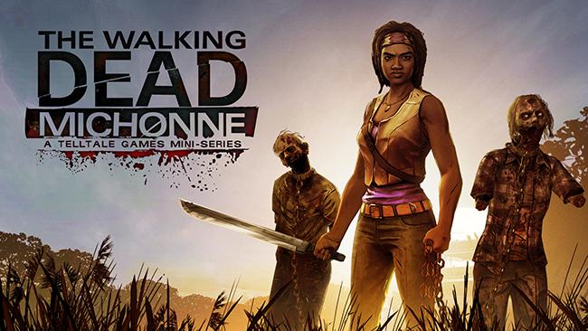 Telltale Games chystají mini-sérii o Michonne z The Walking Dead 110184