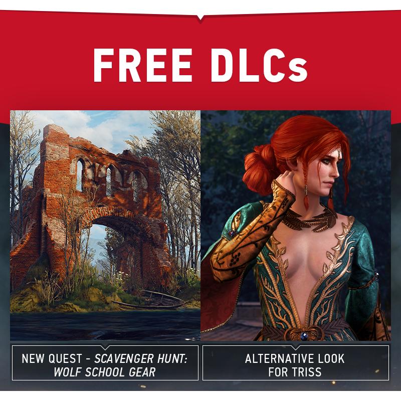Zaklínače 3 tento týden obohatí alternativní vzhled Triss a quest s novou zaklínačskou zbrojí 110186
