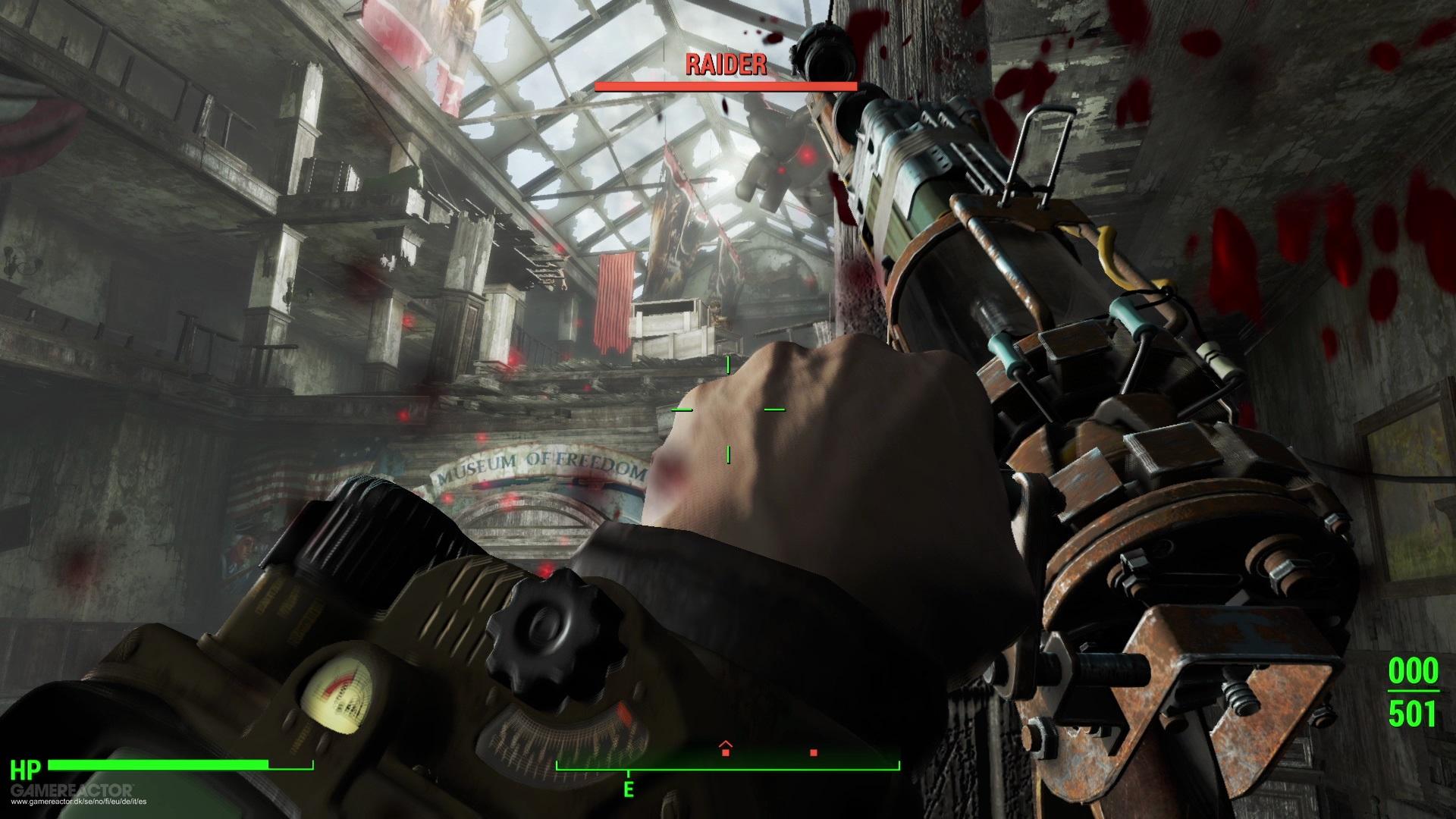 Fallout 4 vyjde už v listopadu. Hra se předvedla na E3 110189