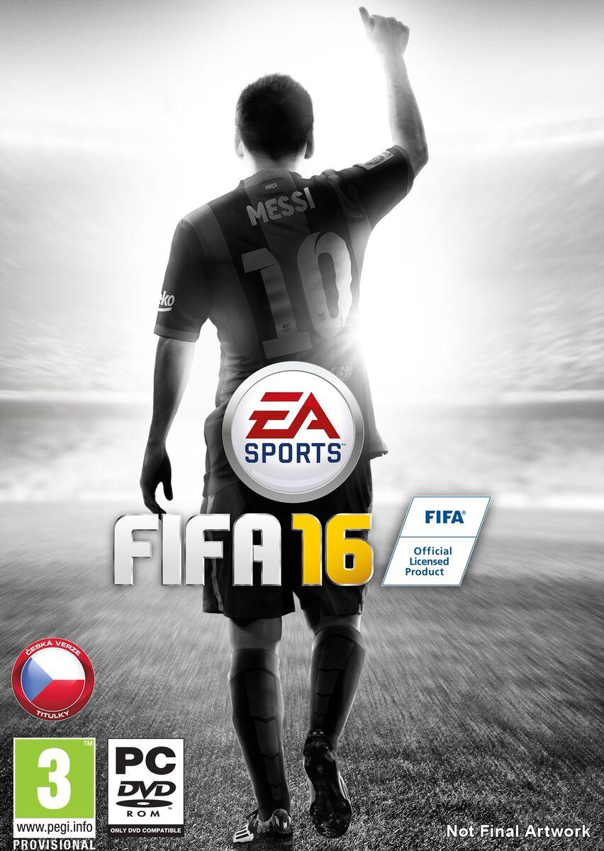 FIFA 16 bude mít české titulky ve všech verzích 110198
