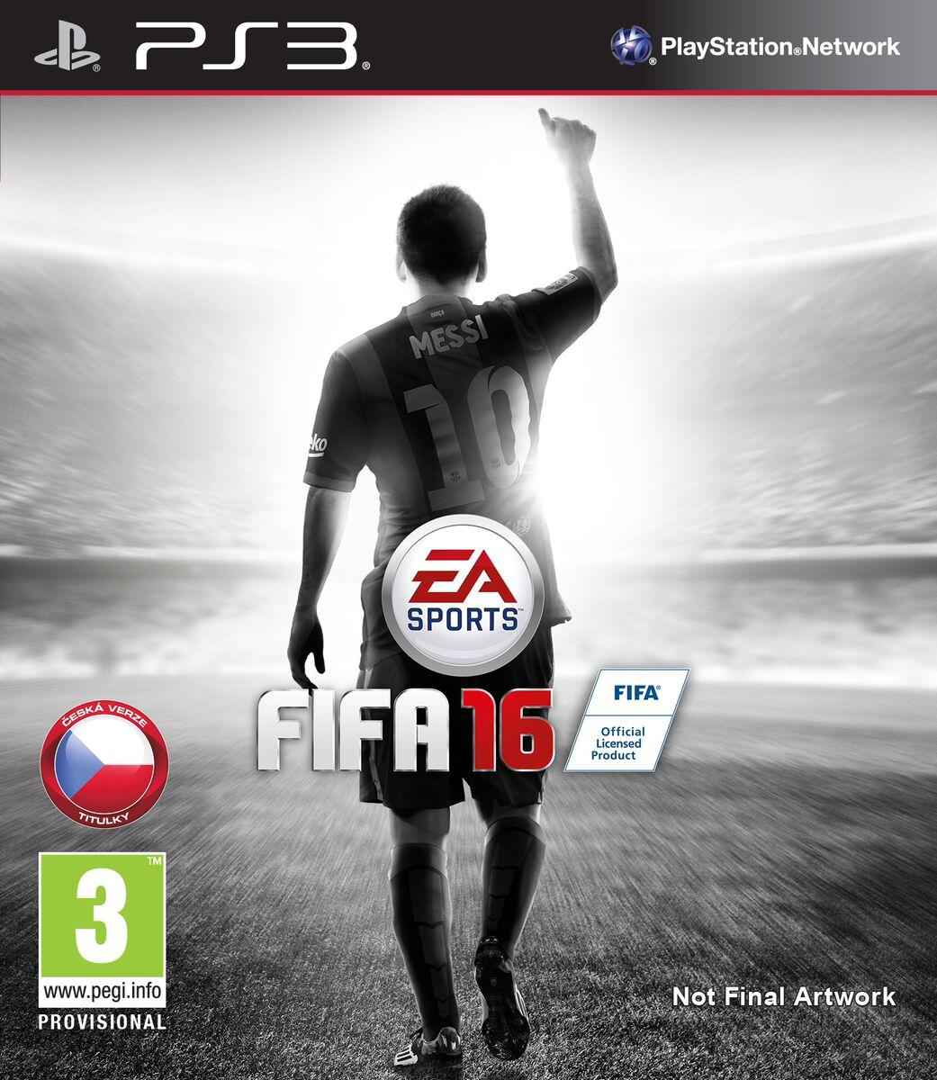 FIFA 16 bude mít české titulky ve všech verzích 110199