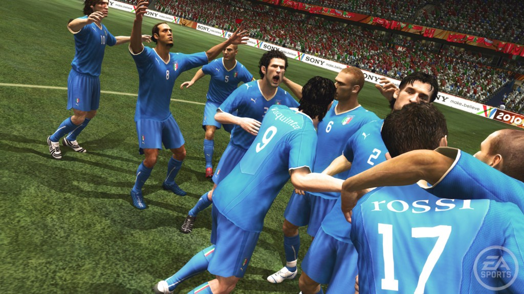 2010 FIFA World Cup South Africa – mistroství bez vuvuzel! 1102