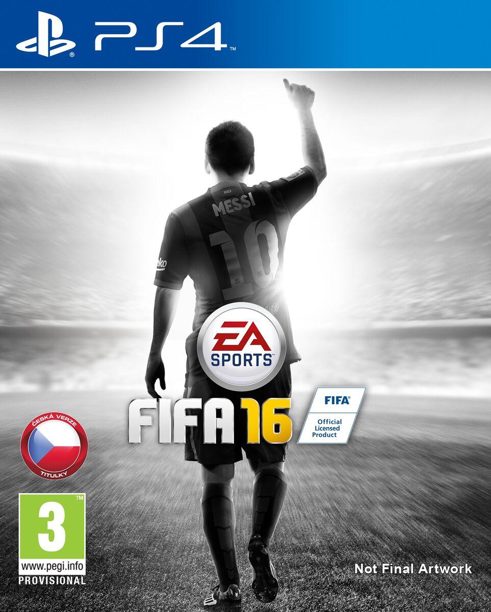 FIFA 16 bude mít české titulky ve všech verzích 110200