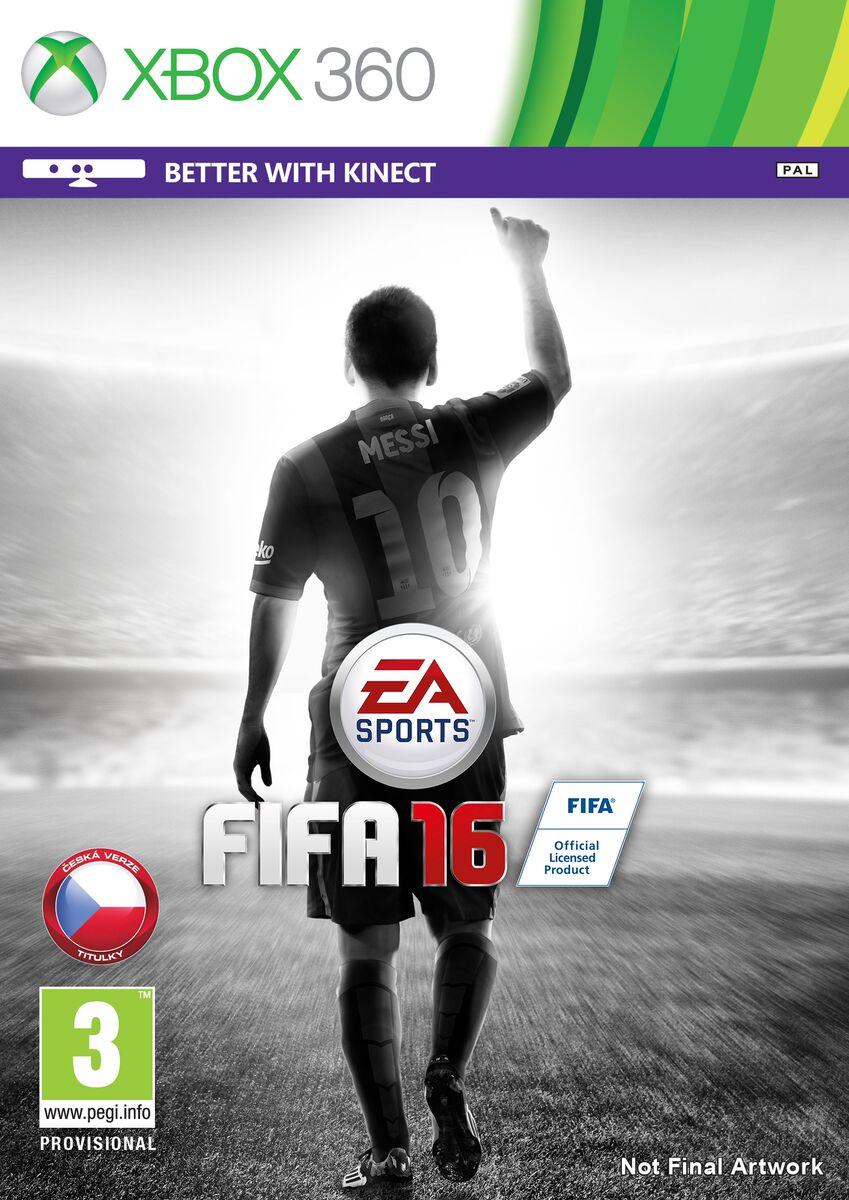 FIFA 16 bude mít české titulky ve všech verzích 110201
