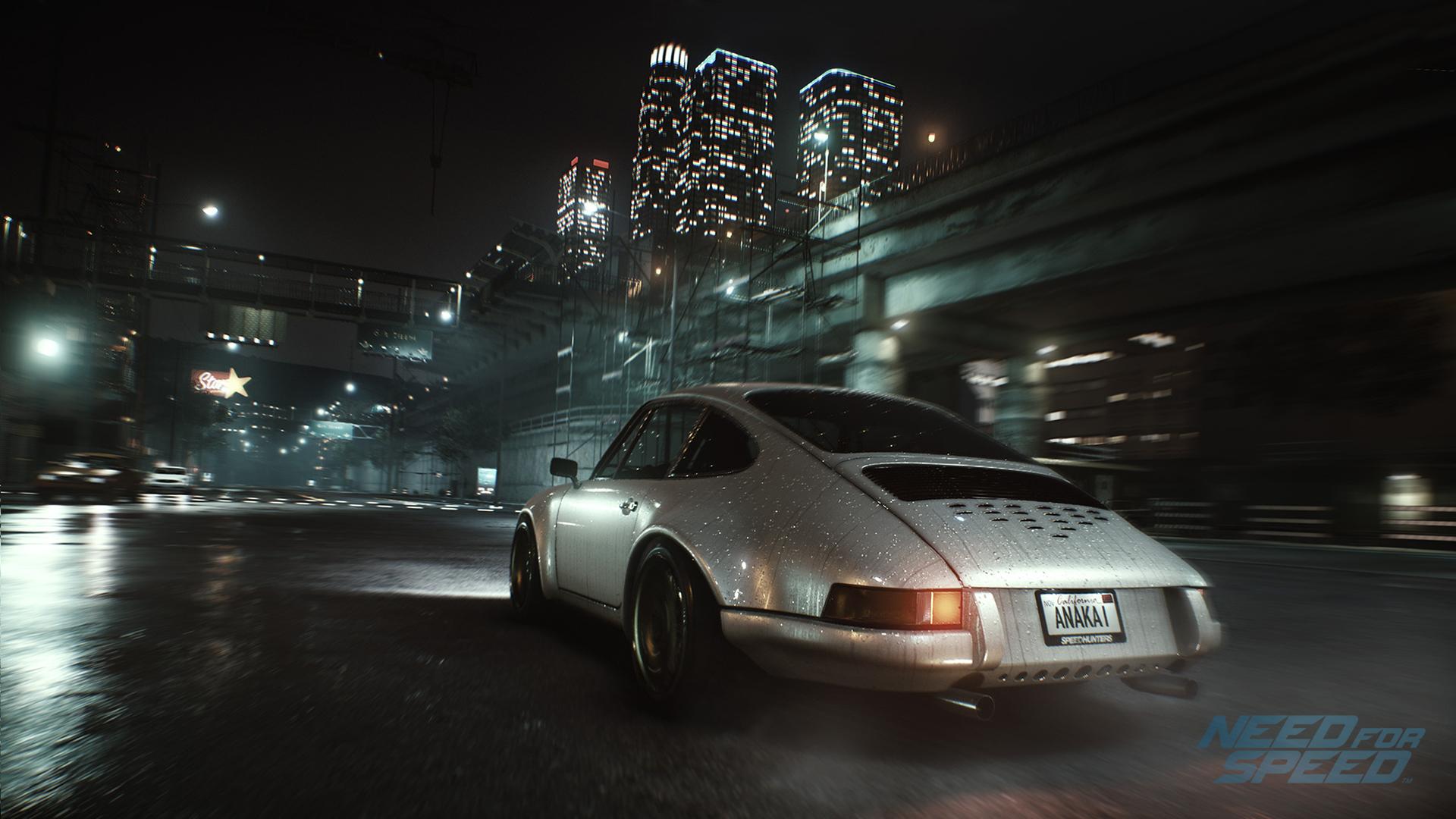 Předešlé díly NFS se sejdou v novém Need for Speed 110204