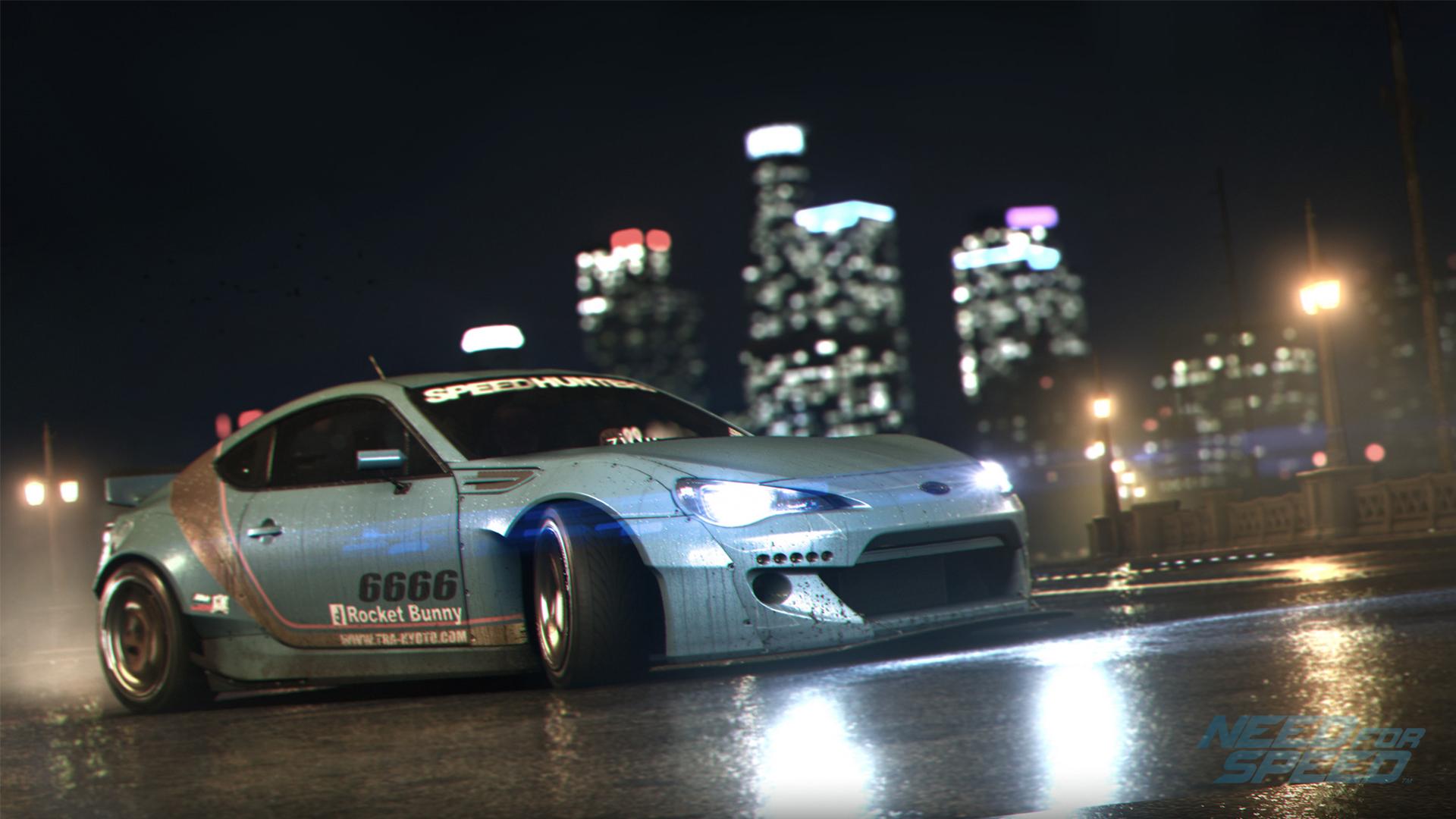 Předešlé díly NFS se sejdou v novém Need for Speed 110206