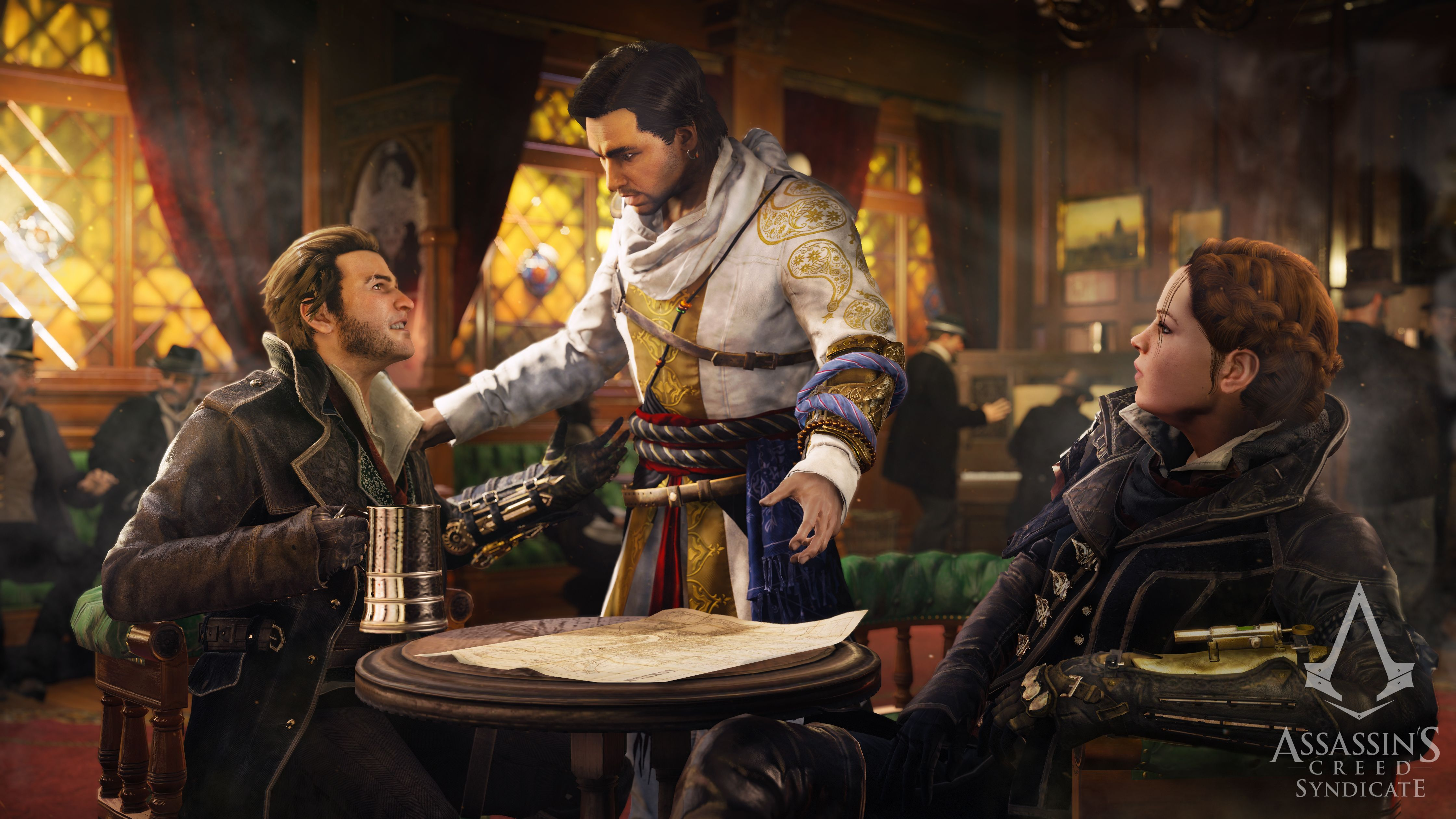 Nový trailer a gameplay z Assassin's Creed: Syndicate 110227