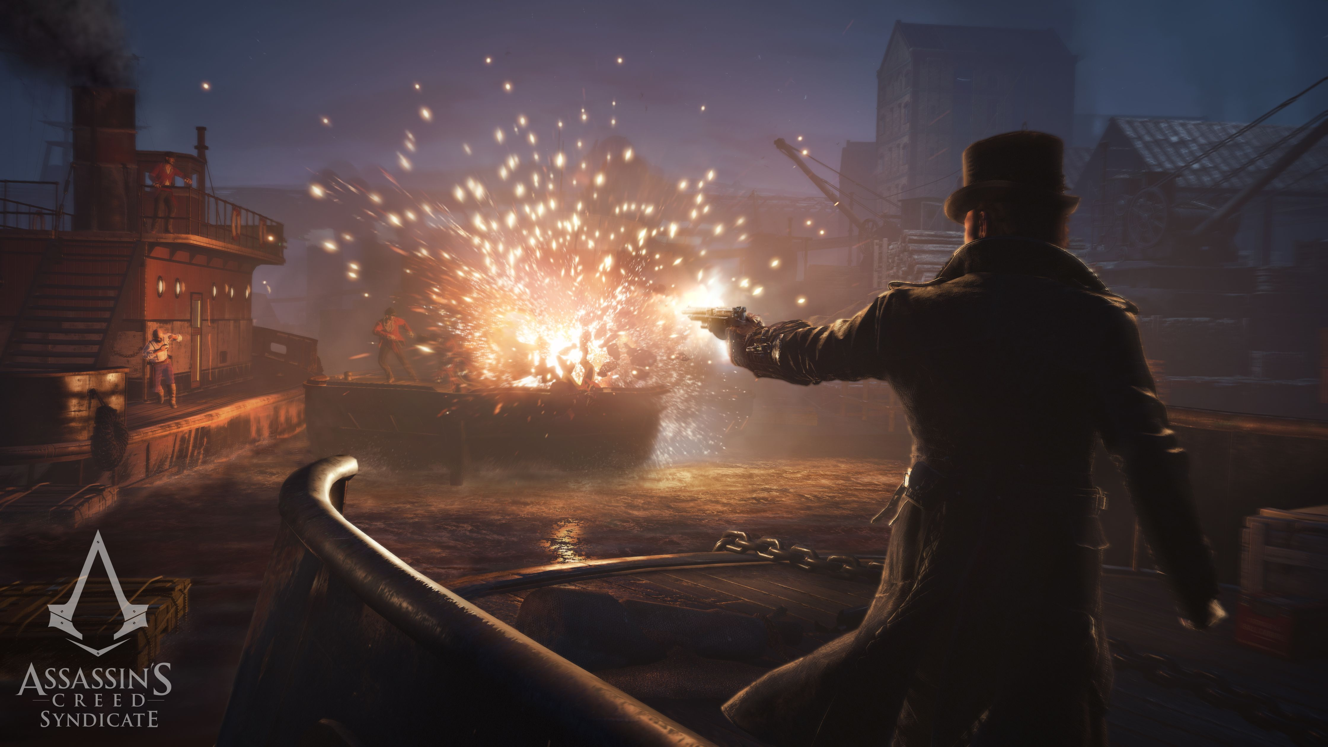 Nový trailer a gameplay z Assassin's Creed: Syndicate 110228