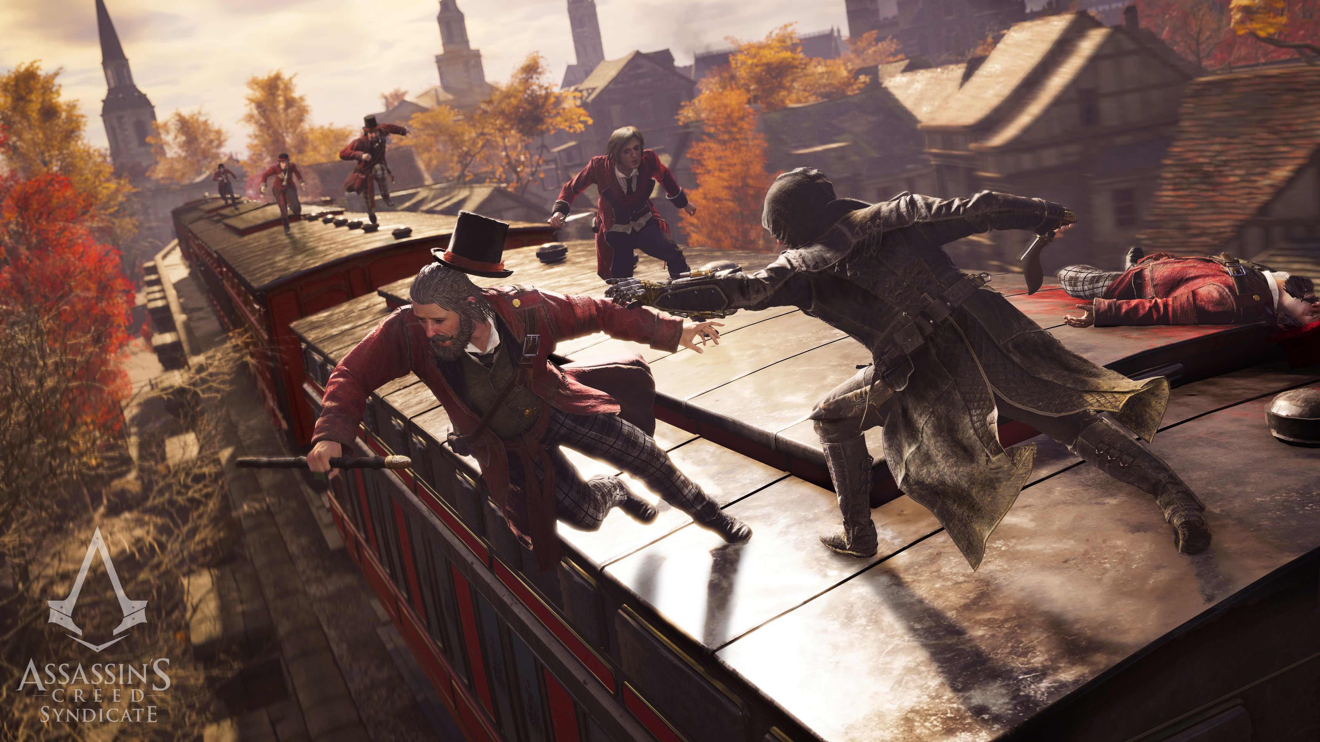 Nový trailer a gameplay z Assassin's Creed: Syndicate 110229
