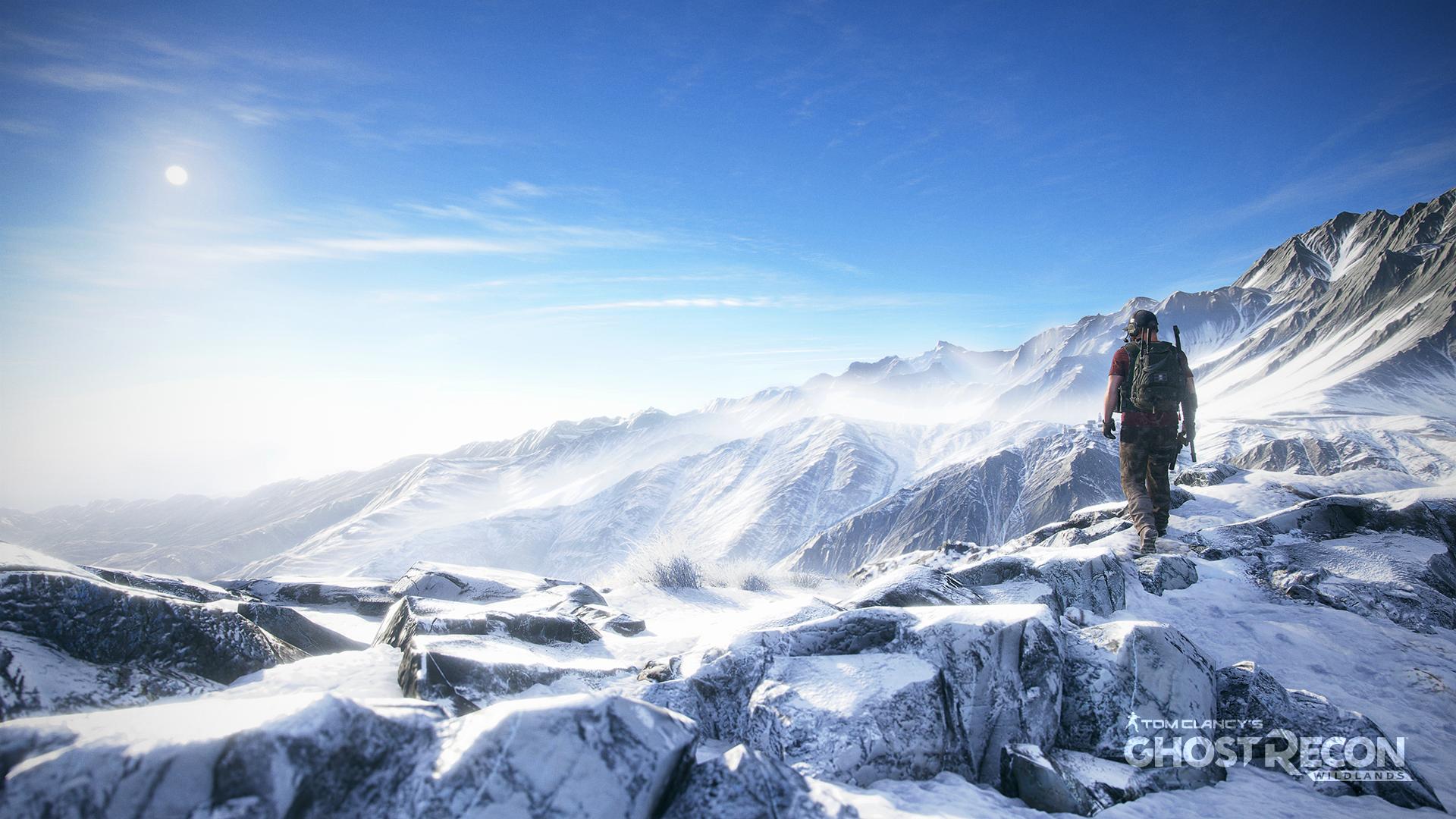Překvapení E3: Ghost Recon v otevřeném prostředí 110234