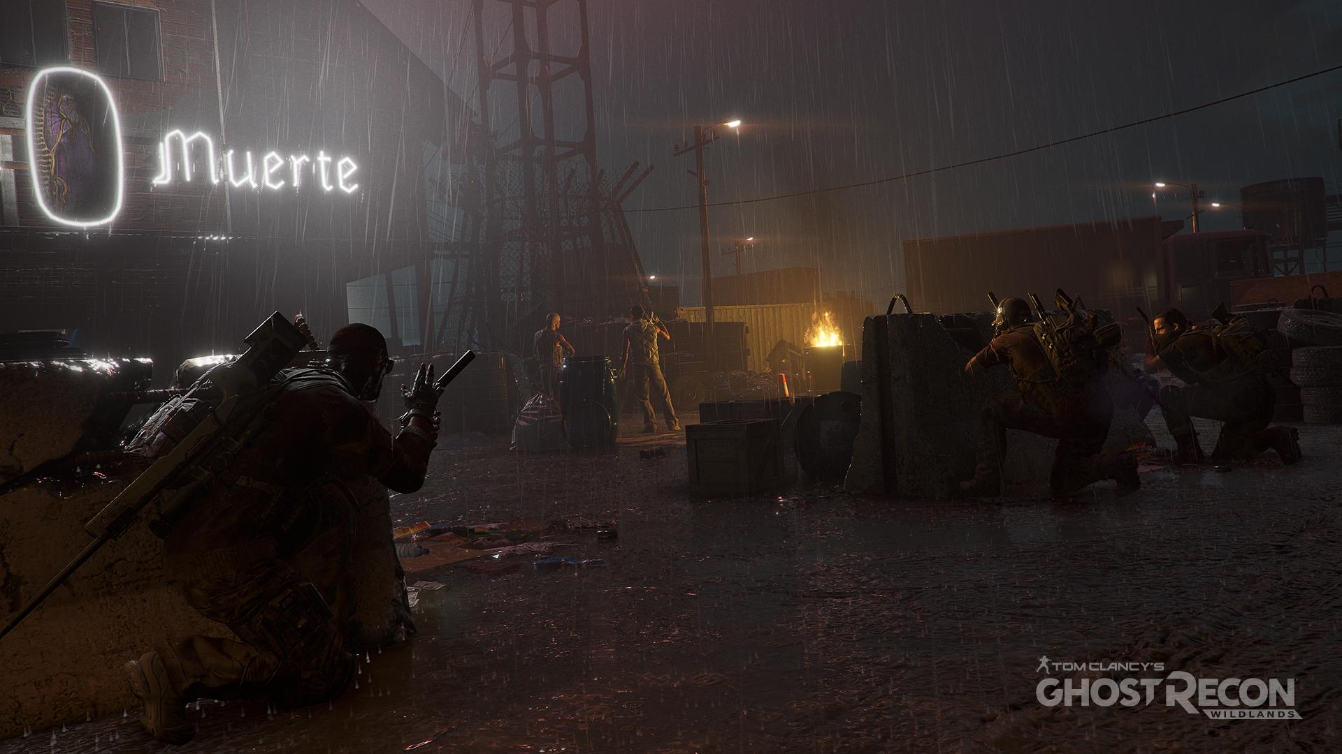 Překvapení E3: Ghost Recon v otevřeném prostředí 110238