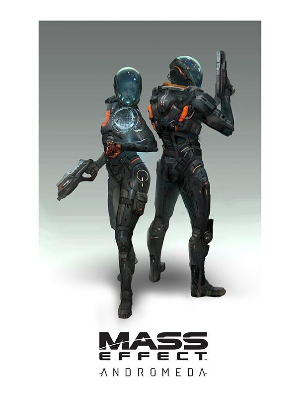Střípky informací o Mass Effect: Andromeda 110253