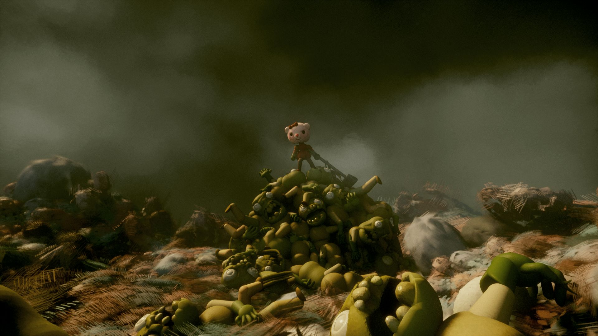 Galerie: Horizon, Uncharted 4, Last Guardian, Until Dawn 110306